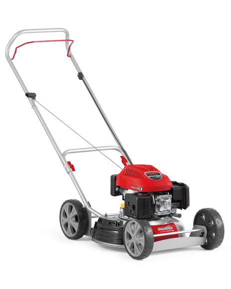 ALKO Silver 460 B-A Bio Mulching Petrol Lawnmower