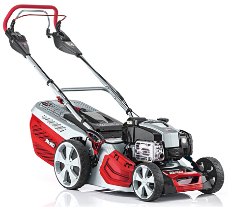 AL-KO Highline 476 SPI Electric Start Petrol Lawn mower