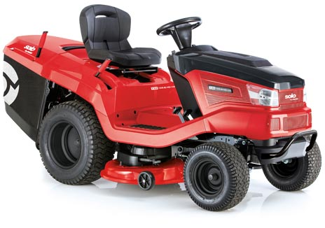 ALKO T23-125.6 Lawn Tractor