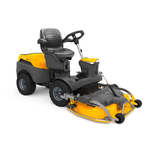 stiga out front garden lawn mower