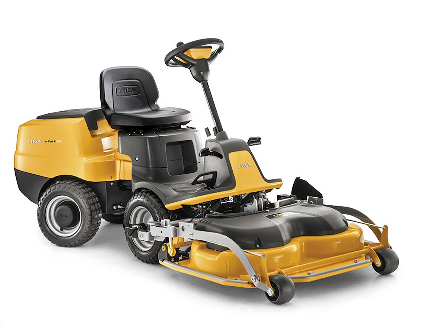 park 220 lawnmower