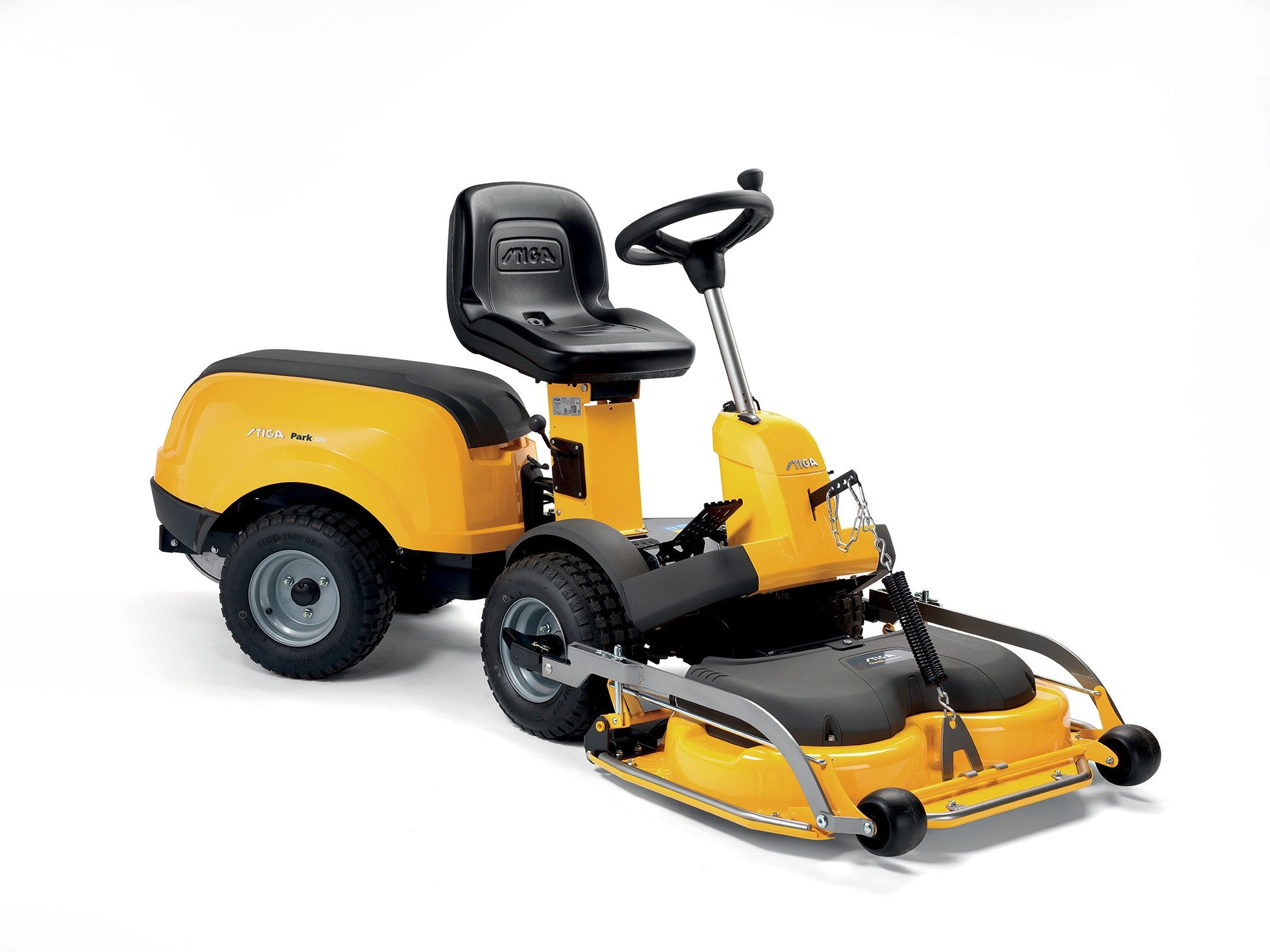 Park 320 lawnmower
