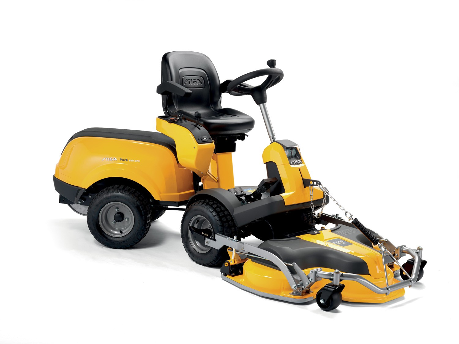 Stiga Park 540 DPX 4WD Diesel lawnmower