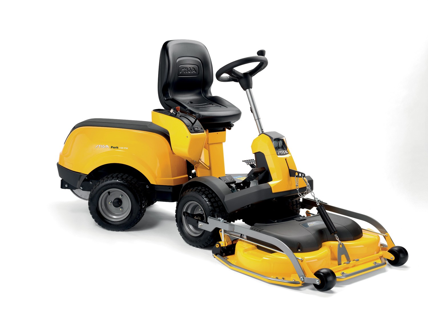 Park 720 lawnmower