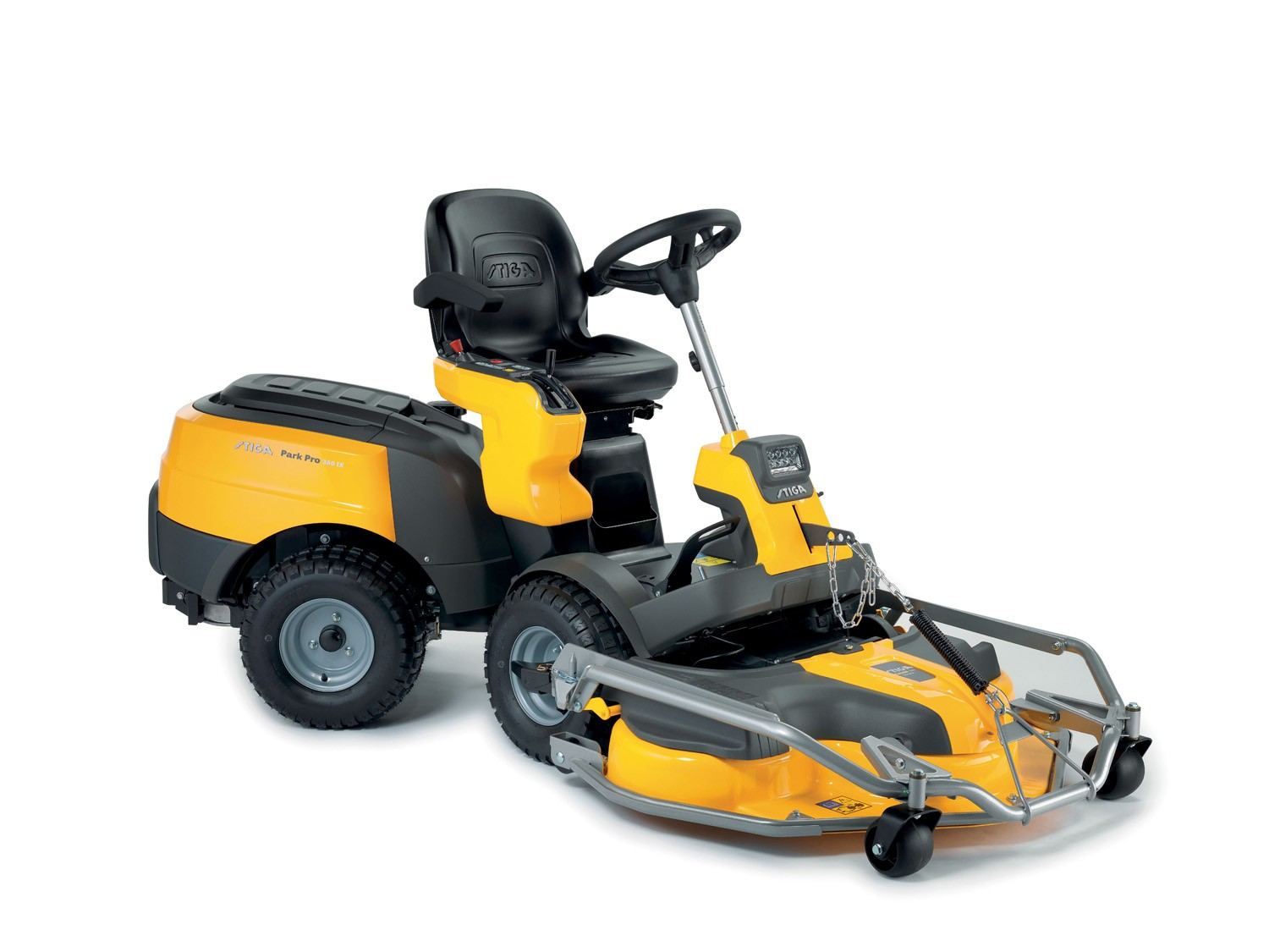 Stiga Park Pro 340 IX 4WD Ride-on Lawnmower