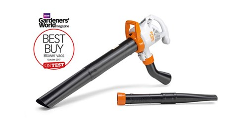 Stihl She71 Electric Leaf Vacuum Ibbetts Agricultural
