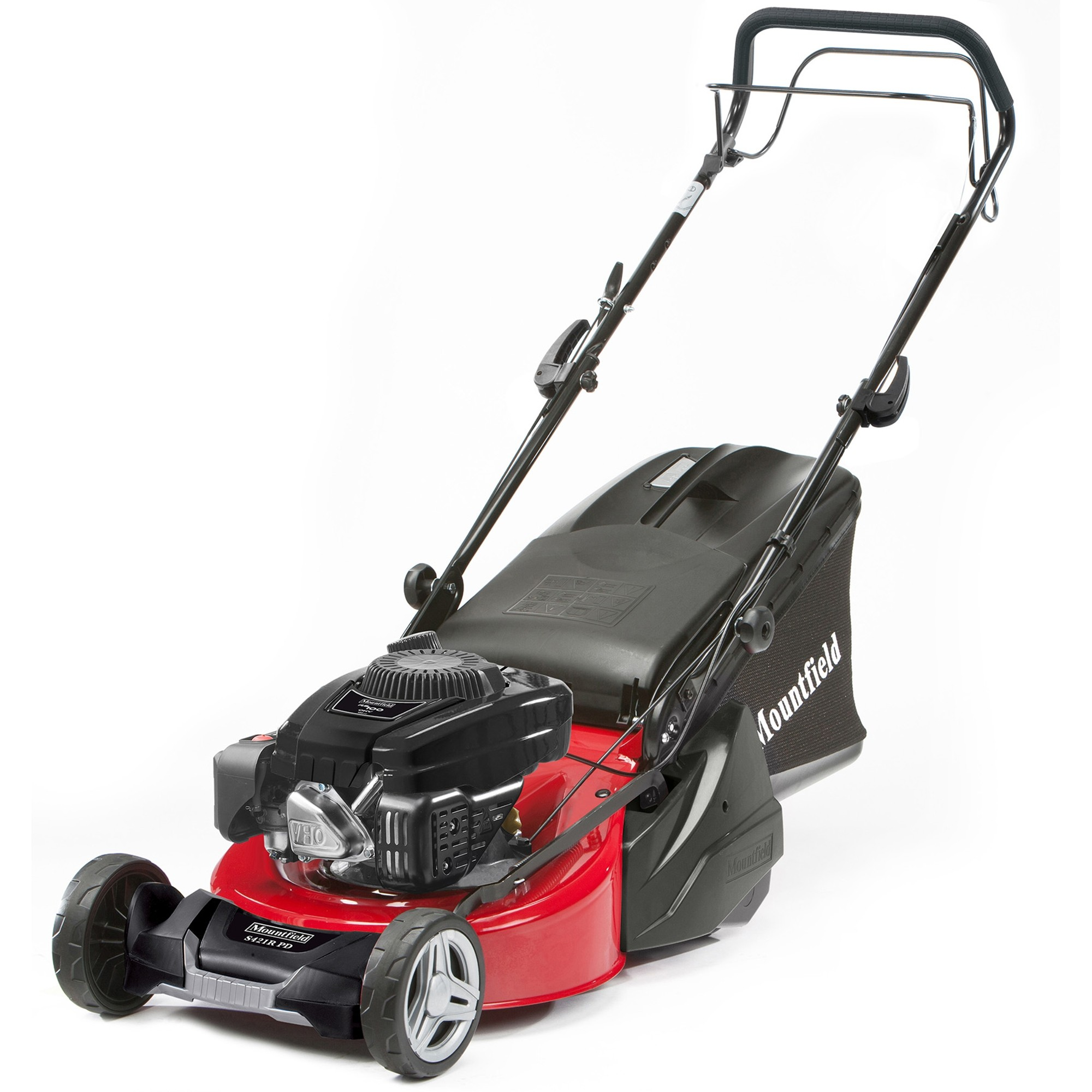 Mountfield S421R PD 41CM Self-propelled Rear Roller Lawnmower