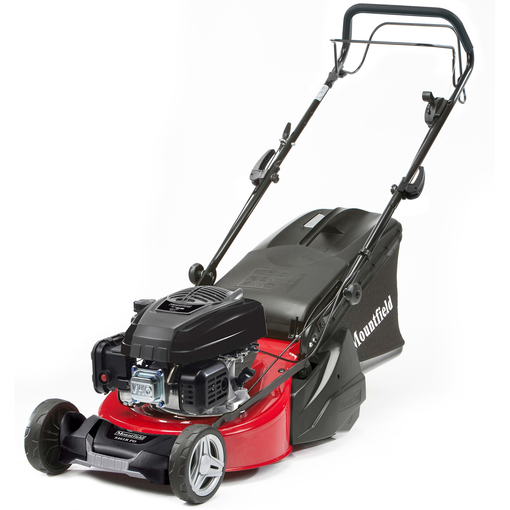 Mountfield S461R PD 46CM Self-propelled Rear Roller Lawnmower