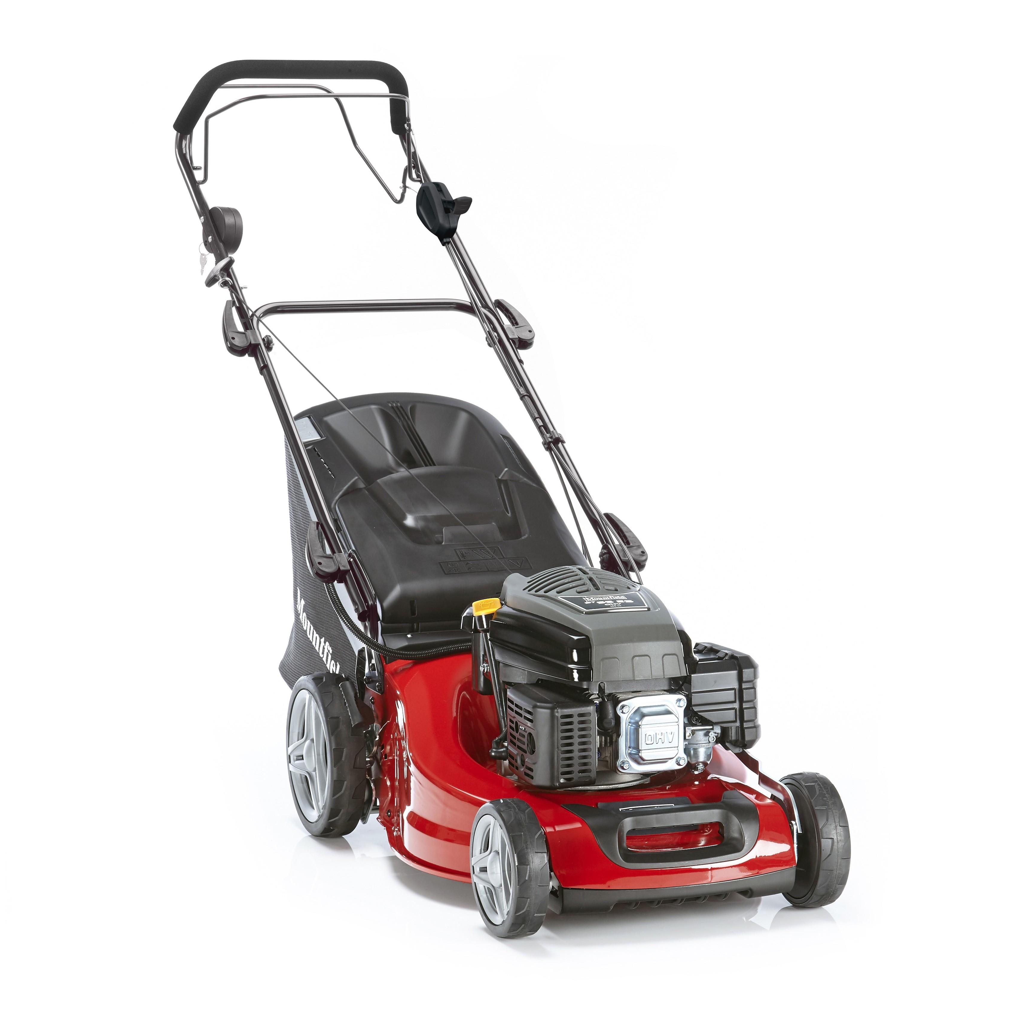 Mountfield S481 PD ES 48cm petrol mower