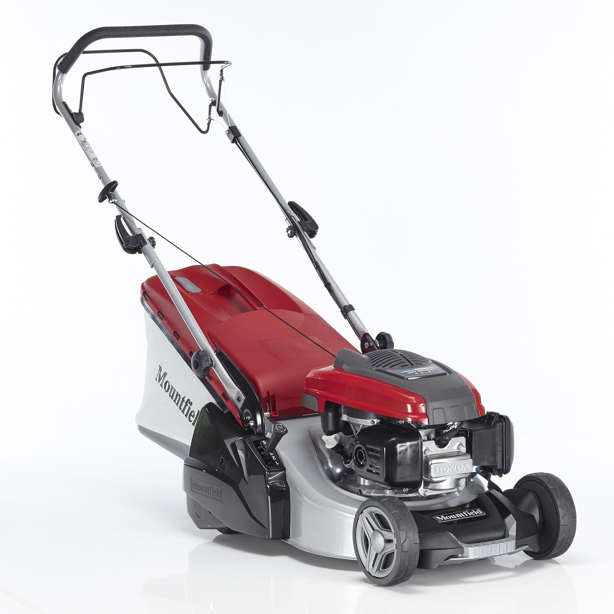 Mountfield SP425R 41CM Self-propelled Rear Roller Lawnmower