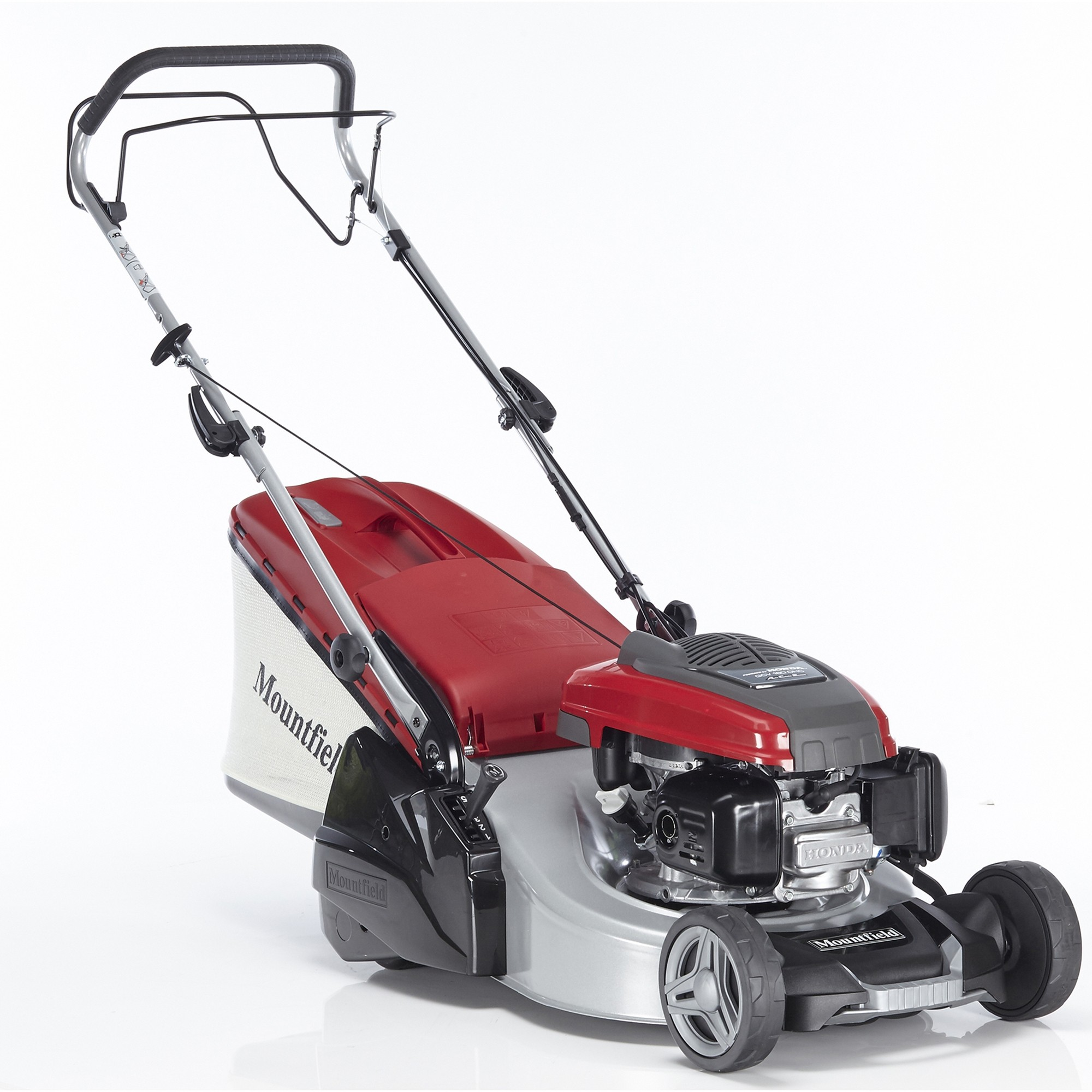 Mountfield SP465R 46CM Self-Propelled Rear Roller Lawn Mower