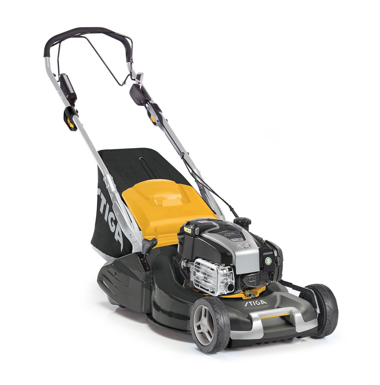 twinclip 50 sve r lawnmower