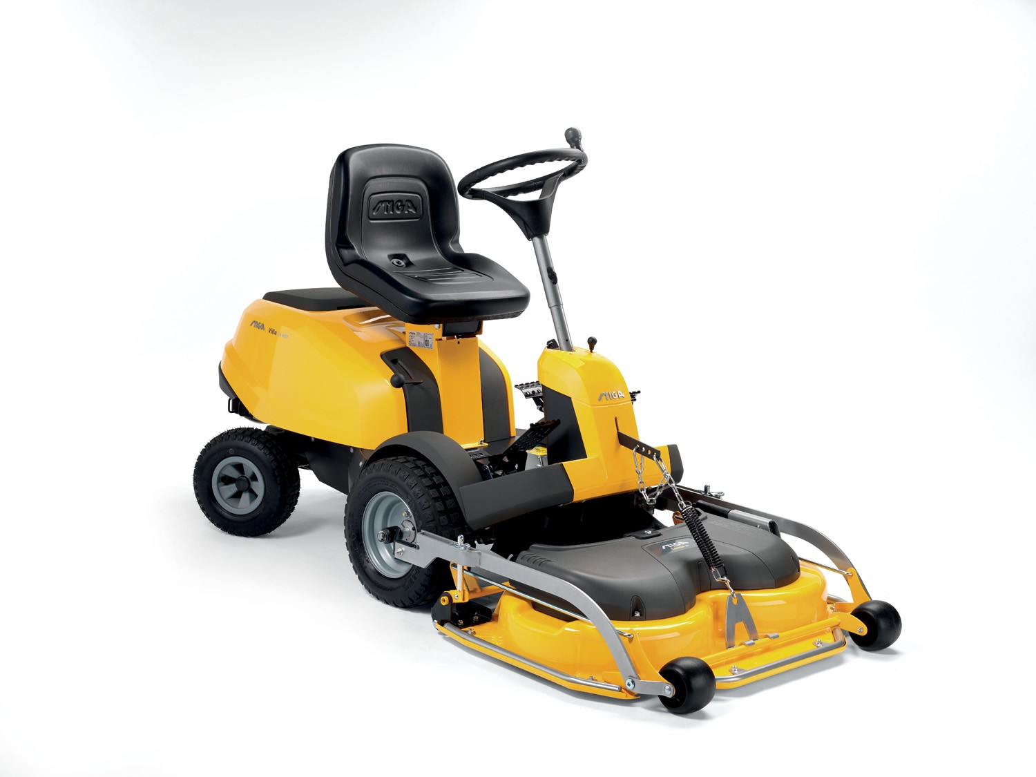 Stiga Villa 14 HST Mulching Ride On Lawnmower