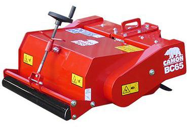 BCS BC65 Lawn Scarifier