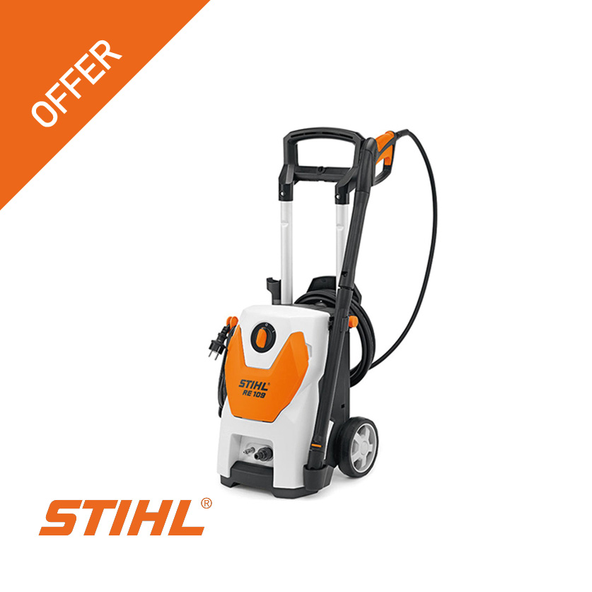 Stihl re109 pressure washer