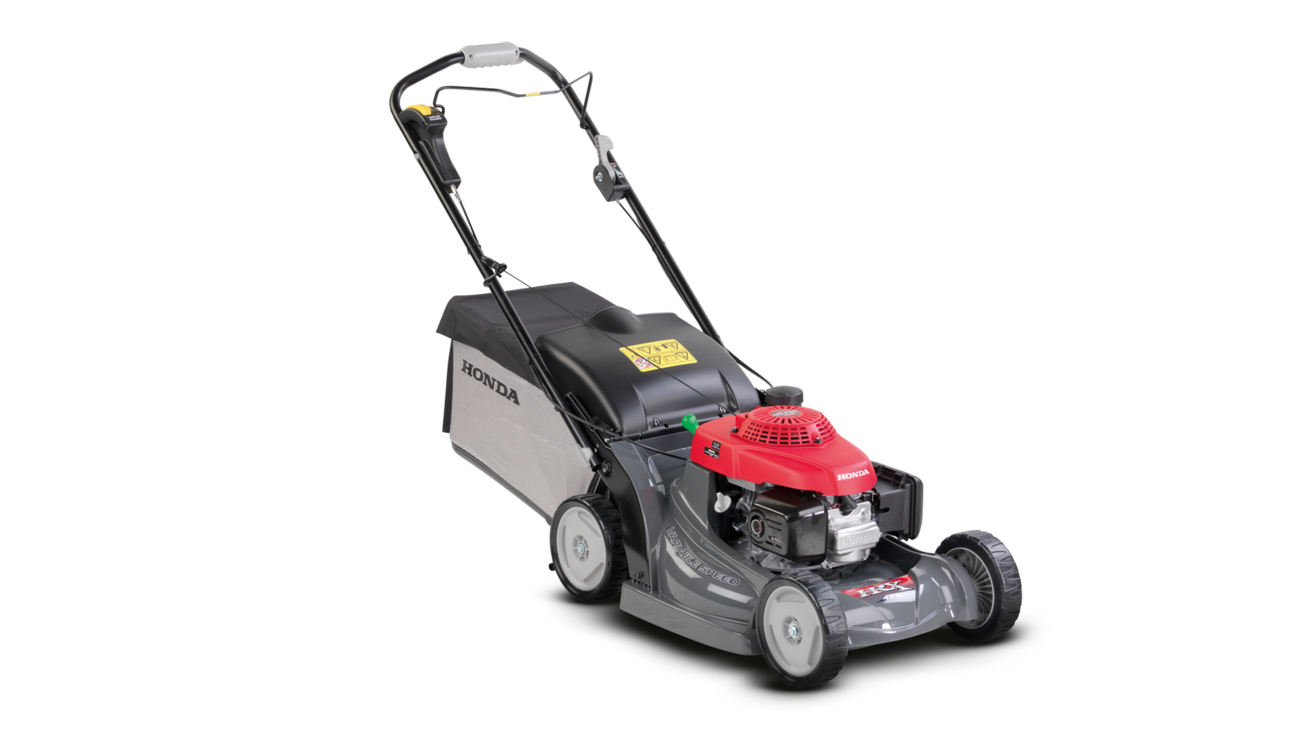 Honda HRX476 VY Self Propelled Petrol Lawnmower