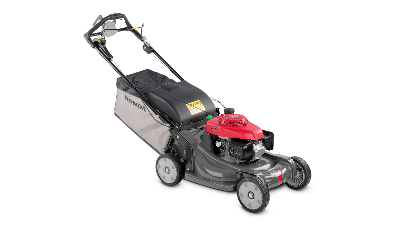 Honda HRX537VY Self Propelled Petrol lawnmower