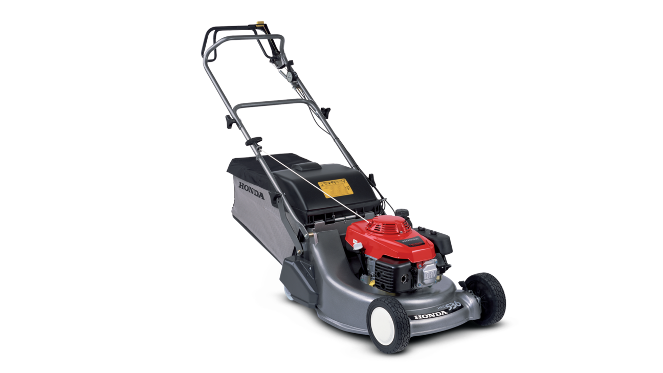 Honda HRD536QX Self Propelled Petrol Roller Mower