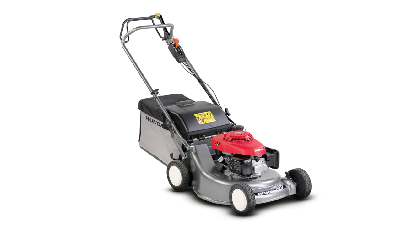 Honda HRD536TX Self Propelled Petrol Mower