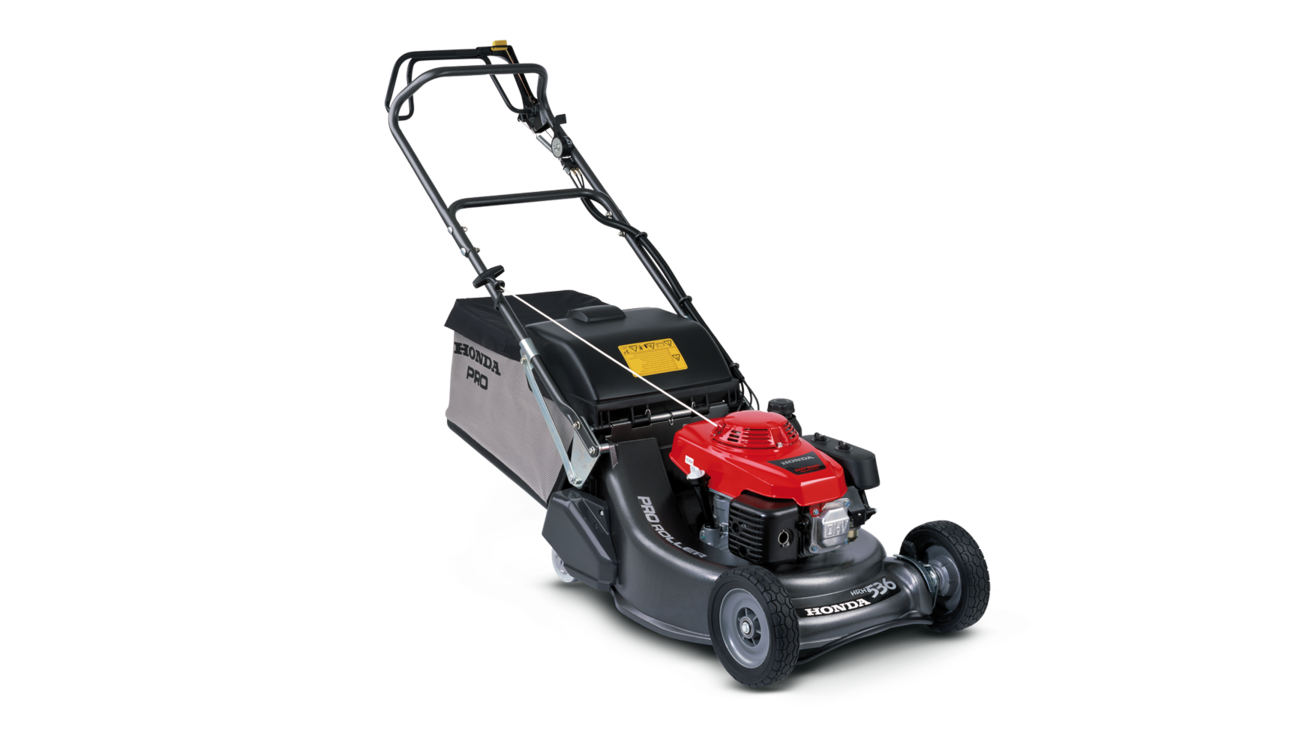 Honda HRH536QX Profesional Petrol Roller Mower