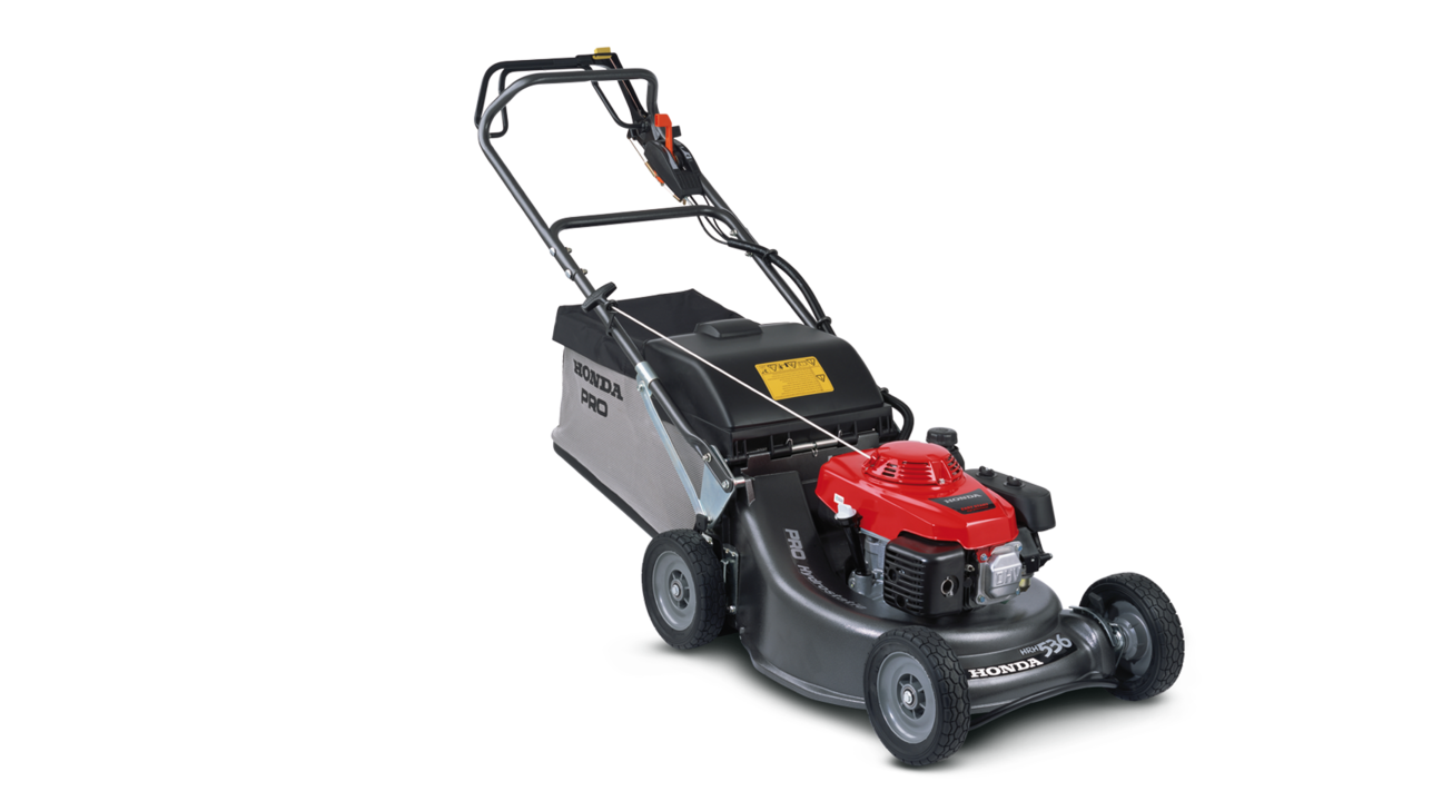 Honda HRH536HX Self Propelled Petrol Lawnmower