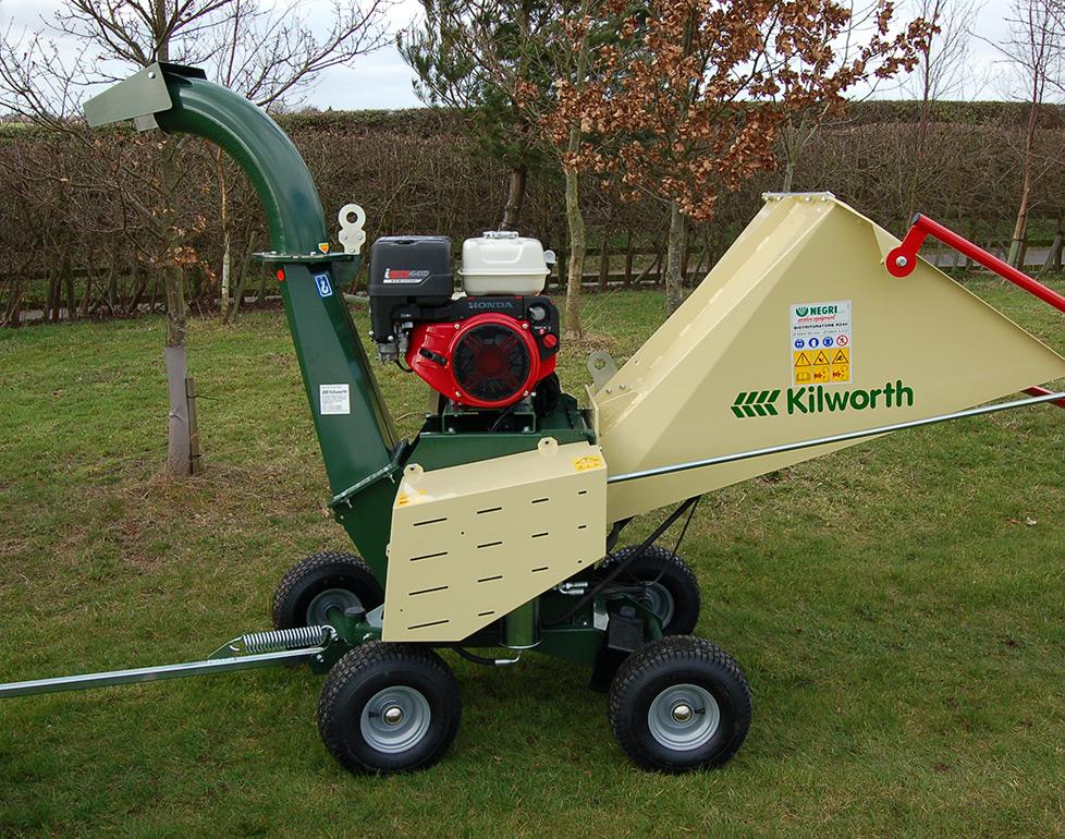Kilworth negri petrol shredder