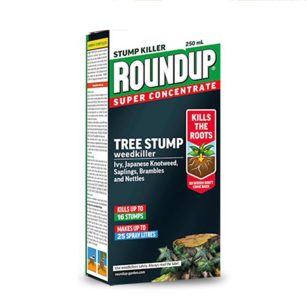 Roundup Tree Stump Amp Root Killer 250ml Ibbetts