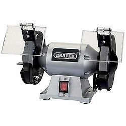 Draper 150mm 230v Power Bench Grinder Grinding Machine