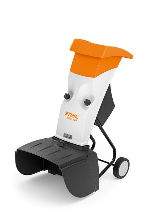 stihl ghe105 electric garden shredder