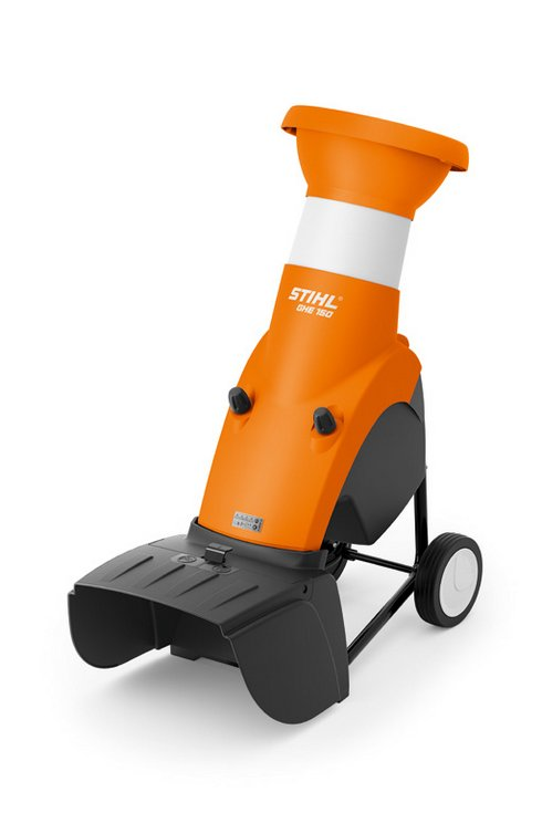 stihl ghe150 electric garden shredder