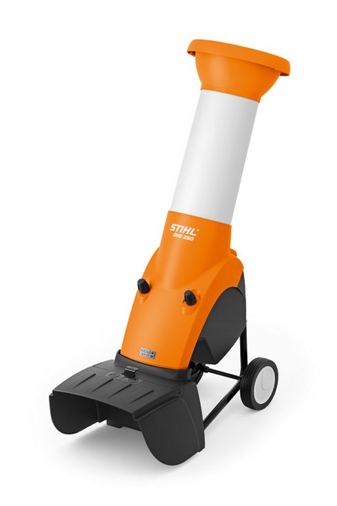 stihl ghe250 electric garden shredder