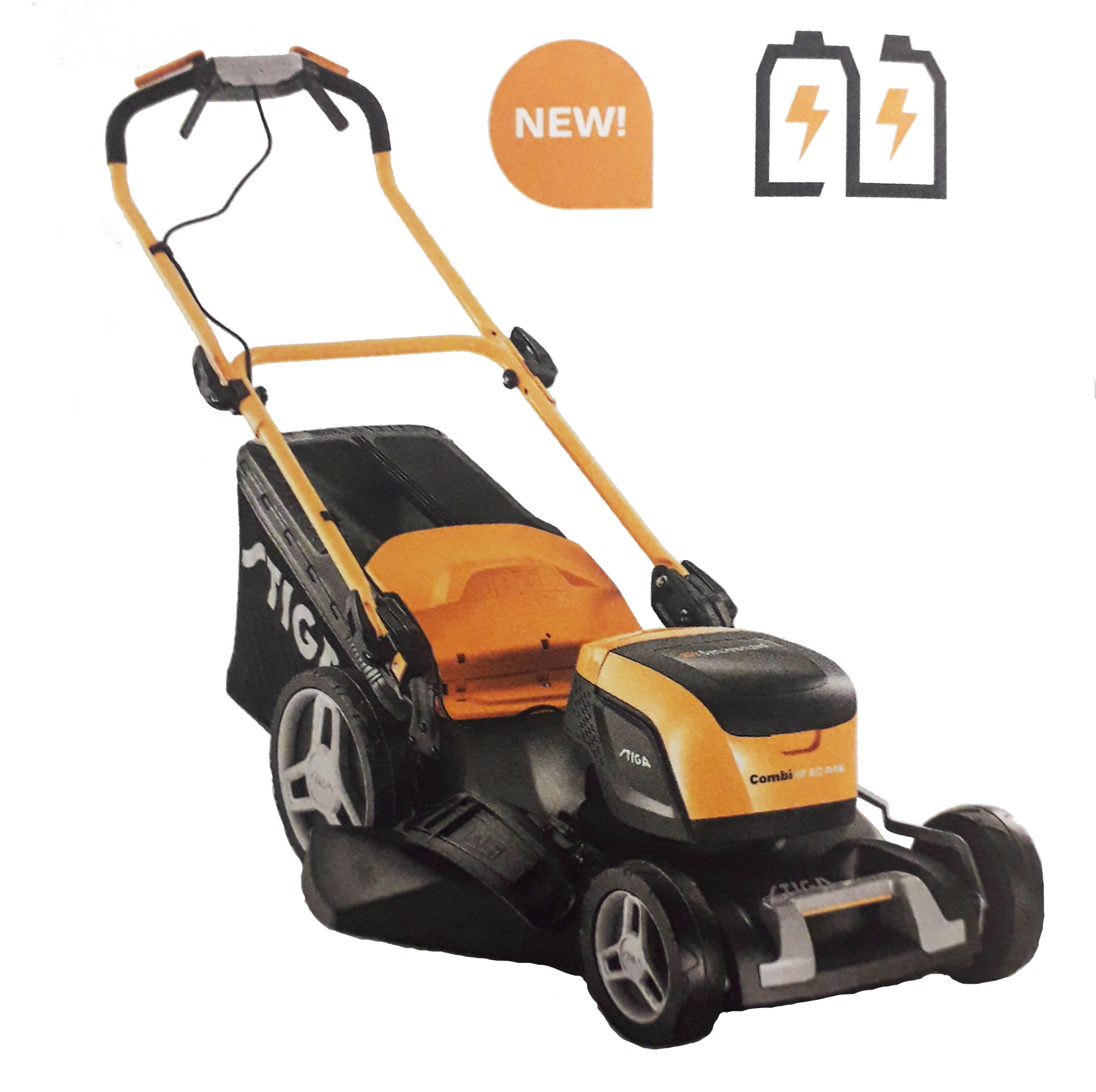 Stiga Combi 43 SQ DAE Cordless lawnmower