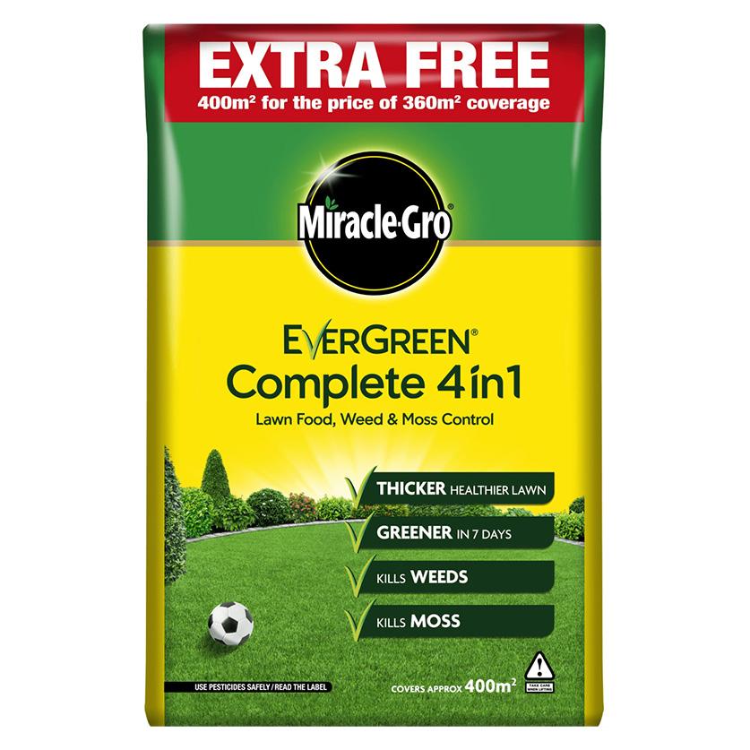 evergreen 4in1 lawn renovator
