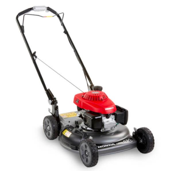 Honda HRS536VK 21″ Mulching Petrol Lawnmower