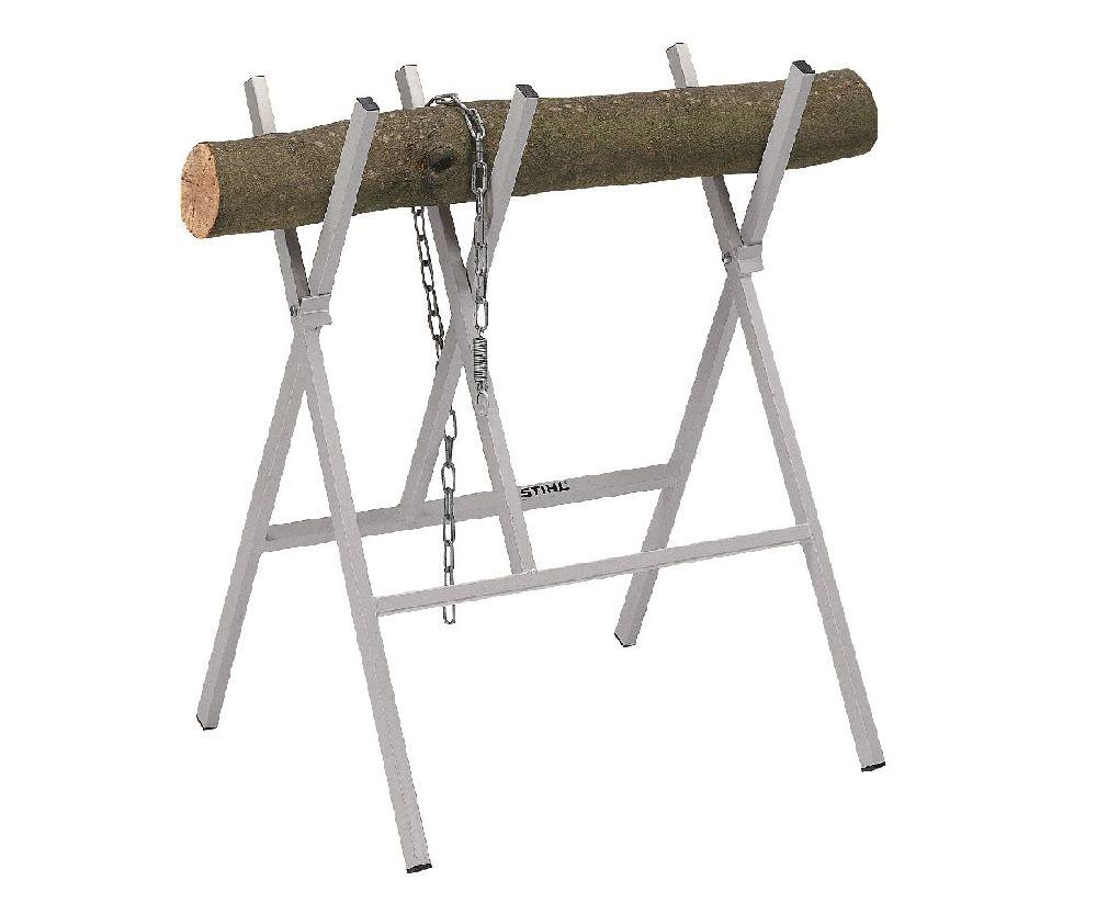 STIHL Metal Sawhorse for Chainsaws