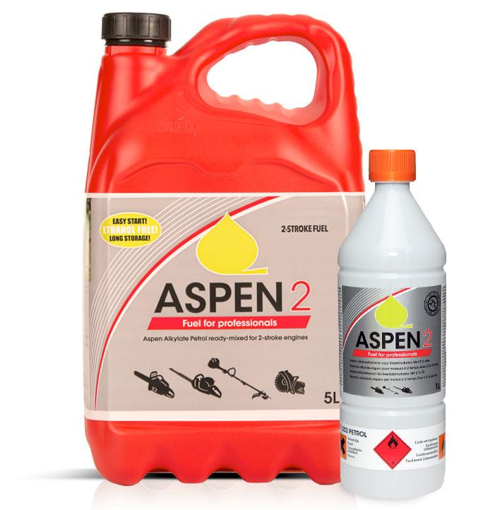 aspen 2 stroke alkalate fuel