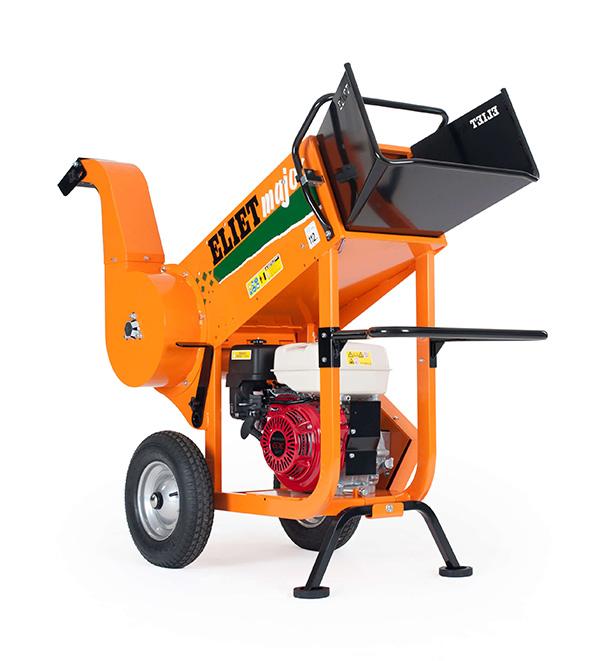 Eliet Minor 4S Petrol Shredder