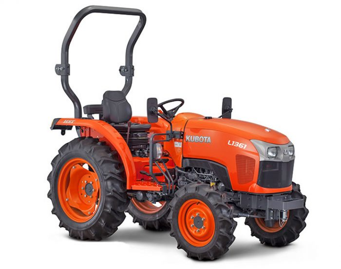 Kubota open morning L1361