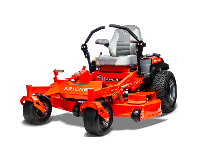 Zeroturn mower ariens apex 48
