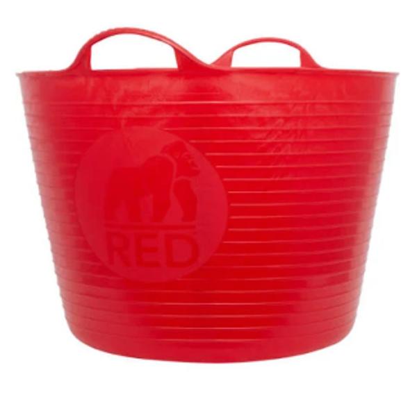 large plastic bucket