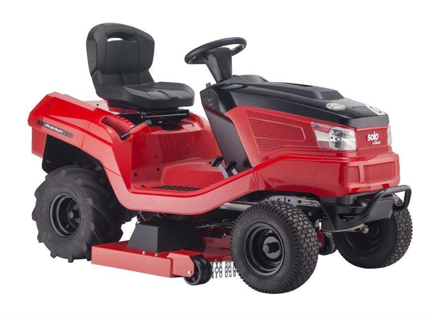Alko T22 garden tractor