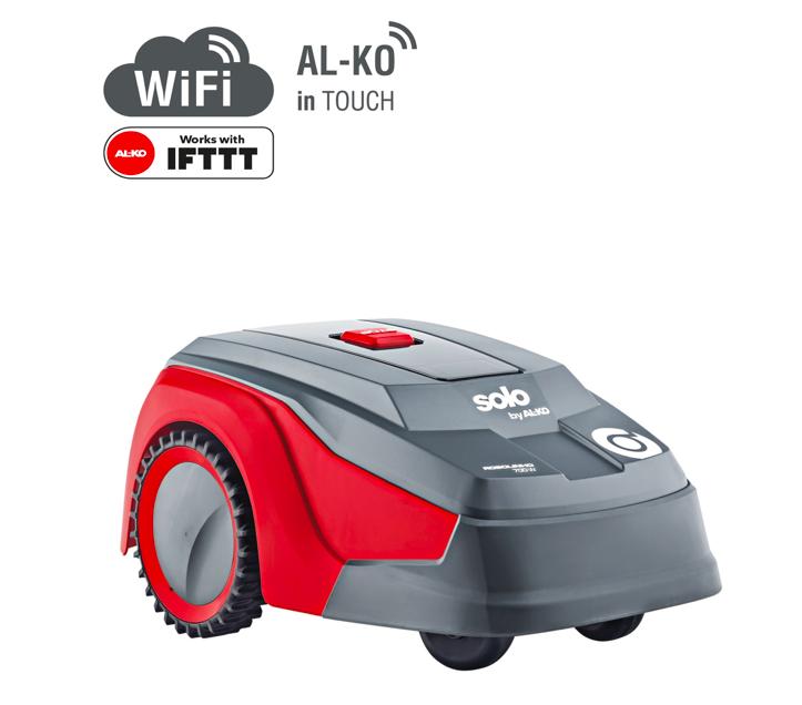 ALKO robotic lawn mower