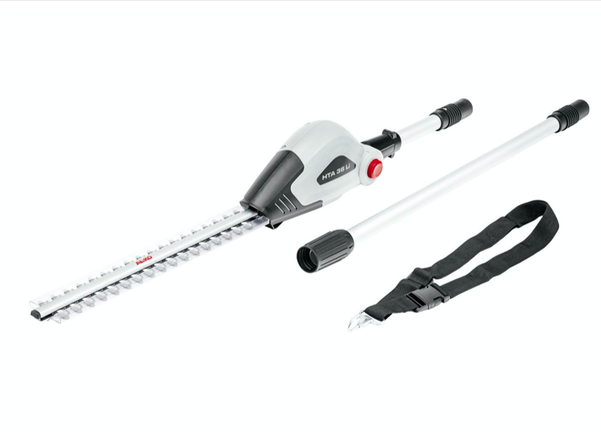 alko cordless hedge trimmer