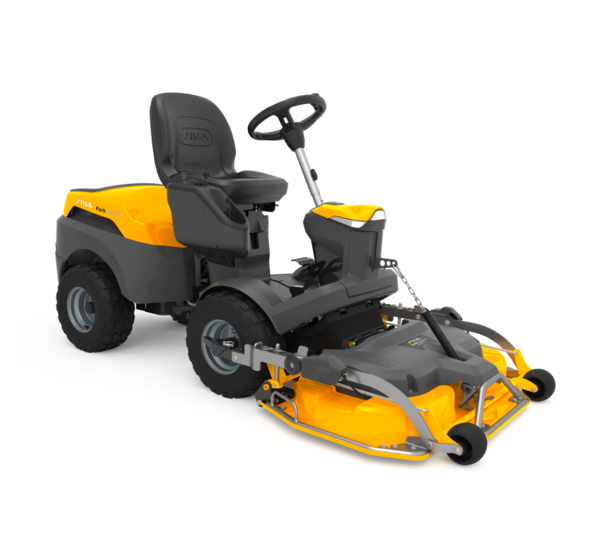 Stiga out front mower