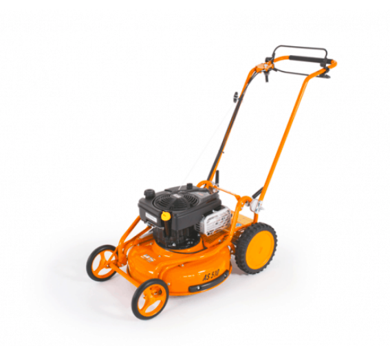 as commercial mulch mower