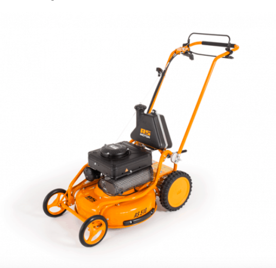 2 stroke commercial bank mower