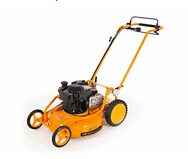 side discharge mulch commercial lawn mower