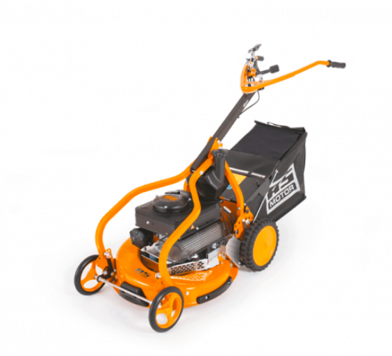commercial lawn mower As