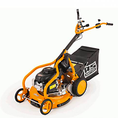 as commercial lawn mower