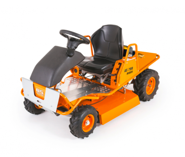 Commercial ride on mower